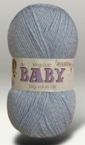 wool king cole dk baby big value twist